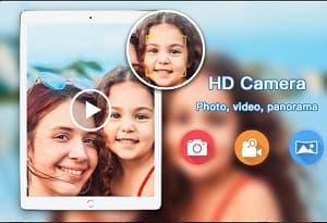 Cámara HD mejor camara con filtros y panoramas