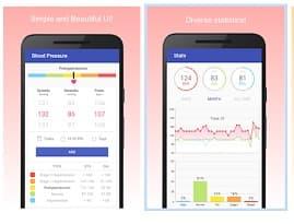app medir presión arterial móvil