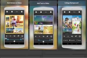 Video Collage Maker Mix Videos
