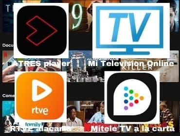 Ver TV Mejores Apps en iPhone y iPad