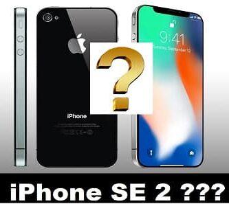 Apple Lanzará un Nuevo iPhone SE 2 a Comienzos del 2020