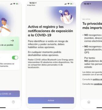 Radar COVID, app de rastreo coronavirus (Covid-19)