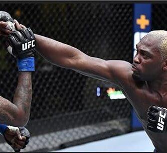 Resultados UFC on ESPN 21 Brunson vs. Holland