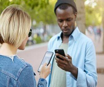 Compartir Aplicaciones por Bluetooth