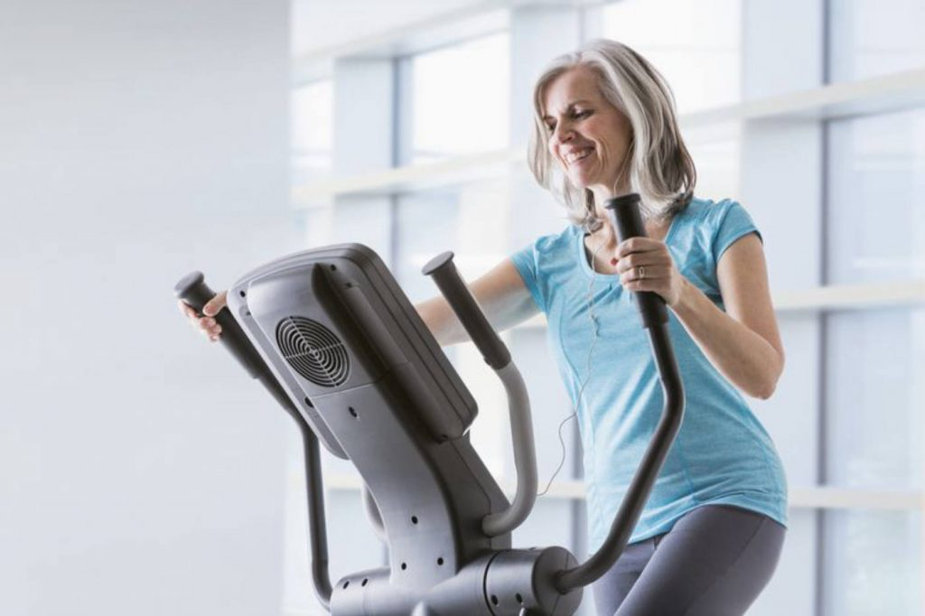 elliptical trainers indoor